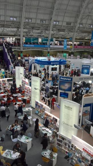 The London Book Fair and newbooks 88 – reviewsrevues